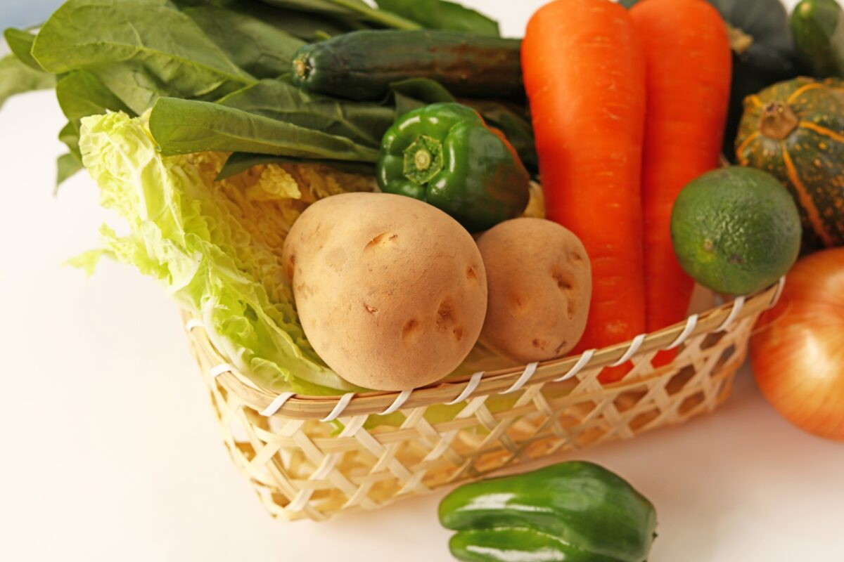 野菜・果物に関する資格・通信講座・学びの情報