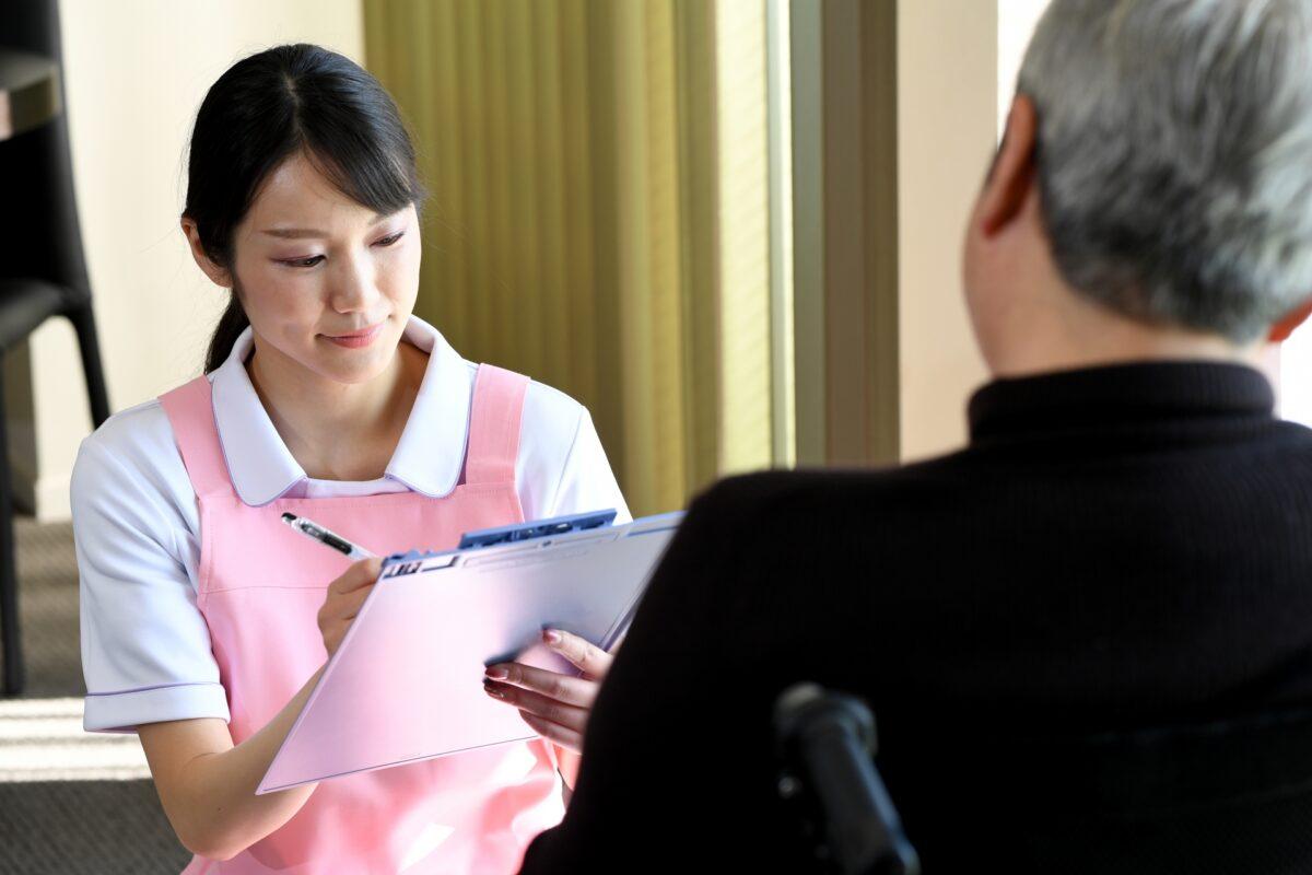 介護福祉士に関する資格・通信講座・学びの情報